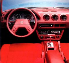 1979 Datsun 280ZX. If the colour doesn't make you drive fast maybe youre colour blind... Datsun 240z, Nissan Z Cars, Import Cars, Japanese Cars, Mazda, All Cars, Subaru, Car Interiors, Concept Cars