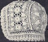 Vintage Antique Crochet PATTERN Baby Cap Hat Bonnet WeldonElsieBonnet