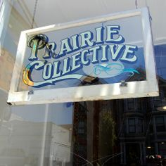 Prairie Collective Shop in San Francisco Haight neighborhood