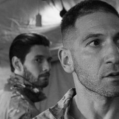 Discovered by maybegoodcat. Find images and videos about ben barnes and jon bernthal on We Heart It - the app to get lost in what you love. Ben Barnes, Marvel Films, Marvel Series, Marvel Comics, Netflix Marvel, Ms Marvel, Captain Marvel, Jon Bernthal, Punisher Marvel