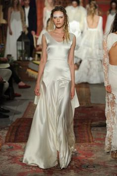 Houghton bride (spring 2016) - Bette gown