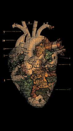 The Heart is a map