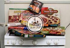 Ranking the best frozen pizzas | By Dan Gentile | @dannosphere