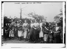 Colliery Lasses, British Coal strike  (LOC) | by The Library of Congress