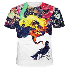Now Available #fashion #shopping: 3d T-shirt Men/Wo... Check it out here! http://giftery-shop.com/products/3d-t-shirt-men-women-tees-funny-print-colorful-smoke-smoking-summer-tops-tshirts?utm_campaign=social_autopilot&utm_source=pin&utm_medium=pin