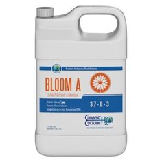 Cultured Solutions Bloom A Quart (12/Cs)