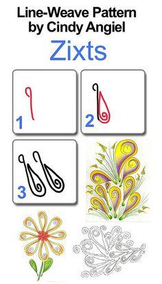 Zentangle Pattern Gallery | Zentangle/Zendoodle Patterns - a gallery on Flickr