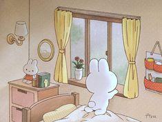 Cute Desktop Wallpaper, Cute Pastel Wallpaper, Kawaii Wallpaper, Cute Cartoon Wallpapers, Animes Wallpapers, Walpapers Cute, Cute Art Styles, Dibujos Cute, Cute Backgrounds