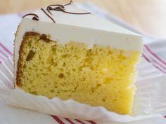 Recipe: Tender Citrus Sour Cream Cake