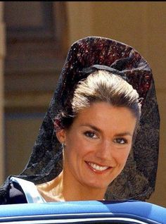 Princess Letizia, June 28, 2004 | Royal Hats