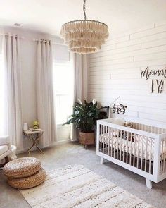 baby girl nursery room ideas 821344050779068733 - Hudson Convertible Crib with Toddler Bed Conversion Kit Source by trulyphotography Baby Nursery Decor, Baby Bedroom, Baby Boy Rooms, Baby Boy Nurseries, Baby Cribs, Baby Decor, Boho Nursery, Nursery Crib, Baby Girl Nusery