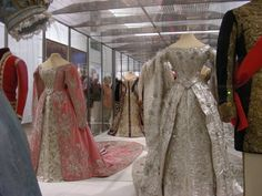 Imperial Russian Court Dresses