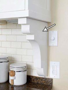 Easy Home Decor, Cheap Home Decor, Home Decor Hacks, Hm Deco, Cocina Diy, Sweet Home, Cuisines Diy, Kitchen Upgrades, Kitchen Remodeling