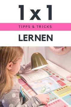 1 x 1 lernen - Tipps für Grundschul Kinder