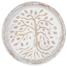 Get White & Gold Tree Knob online or find other Knobs products from HobbyLobby.com