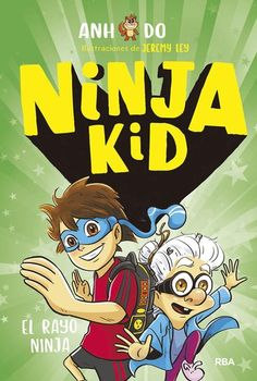 Buy Ninja Kid El rayo ninja: Serie Ninja Kid - by Anh Do, Mireia Rué and Read this Book on Kobo's Free Apps. Discover Kobo's Vast Collection of Ebooks and Audiobooks Today - Over 4 Million Titles! Ninja, Audiobooks, This Book, Ebooks, Comic Books, Comics, Free Apps, Kids, Products