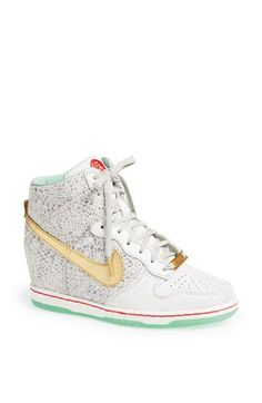 Nike 'Dunk Sky Hi YOTH' Sneaker (Women) available at #Nordstrom