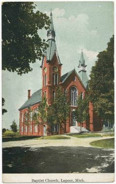 Baptist Church Lapeer Michigan