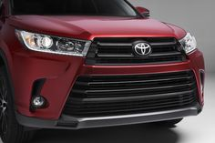 Practicality Rules: 2017 Toyota Highlander Redesigned for NY
