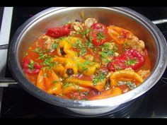 Vegetable Recipes, Thai Red Curry, Broccoli, Stuffed Peppers, Vegetables, Cooking, Ethnic Recipes, Food, Jelly