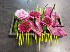 Ambiance Zen! #anthurium roze