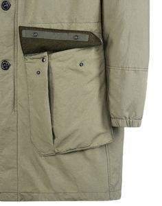 Stone Island Men on Official Store - Spring Men. Island Man, Stone Island, Climbing Clothes, Tactical Clothing, Mens Outfitters, Pocket Detail, Fashion Details, Parka, Jackets For Women