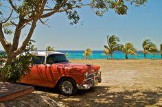 I want to visit Cuba soon!