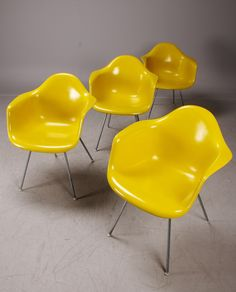 Charles & Ray Eames. Made for Herman Miller.