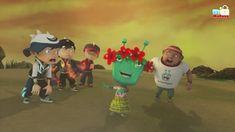 Galaxy Movie, Boboiboy Galaxy, Cartoon Movies, Miraculous Ladybug, Anime, Friends, Crossover, Dan, Cartoons