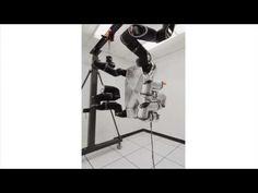 Ape-Like RoboSimian Under Construction