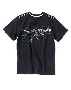 T-Rex Tee  Item# 140097409    Color: Navy   Size: L.