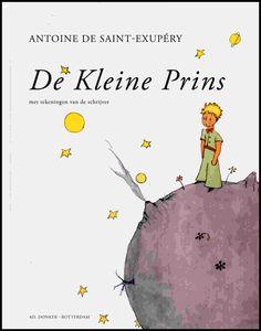 De kleine Prins, Antoine de Saint-Exupéry => Weemoedig-poëtisch sprookje waarin een prinsje van een andere planeet aan een piloot vertelt over zijn ervaringen.