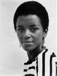 Actress Janet MacLachlan in the 1960s. Born in Harlem in 1933 to Jamaican immigrants, Ms. MacLachlan graduated from Hunter College in 1955 with a degree in psychology.