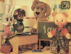 my childhood ))