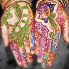Indian wedding inspiration and a closer look at traditional Hindu wedding vows (image via Calligraphy by Jennifer blog)