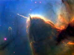 Trifid Nebula-- Unicorn!