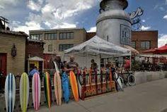 Denver's coolest neighborhood #lohi #highlands