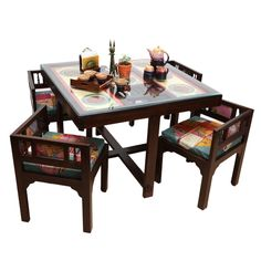 Wall Dining Table, Latest Dining Table, Dinning Table Design, 4 Seater Dining Table, Wooden Dining Table Designs, Wood Table Design, Dinning Set, Square Dining Tables, Wooden Dining Tables