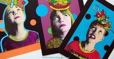 Beskrivelse af idéen: Pop-art virker hver gang. Den umiddelbare fascination af genkendelige motiver, de klare farver og den lettil...