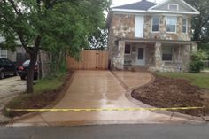 After for Driveway. We also provide Stained Concrete installation, Stamped Concrete, Patio Construct Best Concrete Paint, How To Lay Concrete, Painting Concrete, Stamped Concrete, Decorative Concrete, Stained Concrete Driveway, Concrete Driveways, Concrete Patio, Edmond Oklahoma