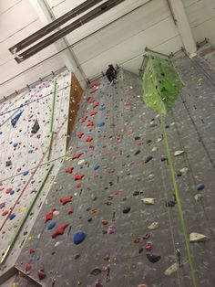 Indoor climbing, something I wanted to do for a couple of years now thank you