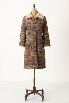 Otono Sweatercoat - StyleSays