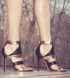 Les meilleurs talons pour femme tendance 2018 Chaussures Femme Mode,  Chaussures Compensées, Chaussures Ouvertes 56516a188607