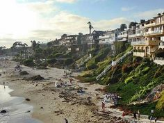 Corona del Mar for sea glass:  ~ submitted by Logic in Southern California Beach - Little Corona Del Mar, California March 2009  My name is Logic the California Weather Authority and