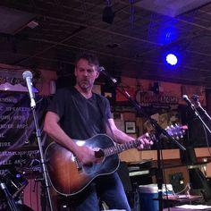 @rodpicott playing #notsxsw at G&S Lounge #sxsw2016 #livemusic