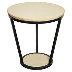 Check out this item at One Kings Lane! Bianca Side Table, Small