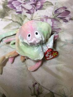 Ty Beanie Babies GOOCHY RETIRED W ERRORS  Ty da22518c4ac7