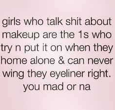 Yea they mad haha