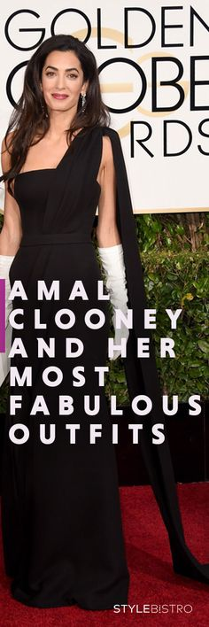 Amal Clooney's Most Amazing Looks