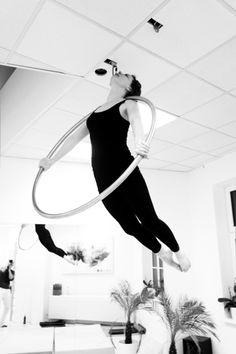 Aerial hoop Brno